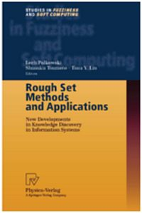 Rough Set Methods and Applications